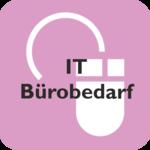 Logo mit Link zu: IT und Bürobedarf