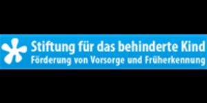 Logo: Stiftung für das behinderte Kind