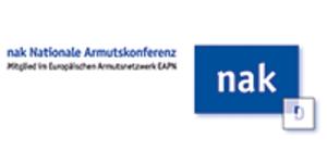 Logo der Nationalen Armutskonferenz