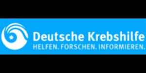 Logo: Deutsche Krebshilfe