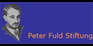 Logo: Peter Fuld Stiftung