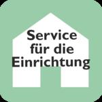 Logo mit Link zu: Service für die Einrichtung