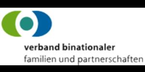 Logo: verband binationaler familien und partnerschaften