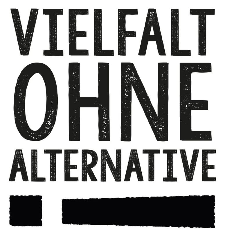 Logo: Vielfalt ohne Alternative