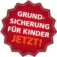 Logo: Bündnis Kinder-Grundsicherung