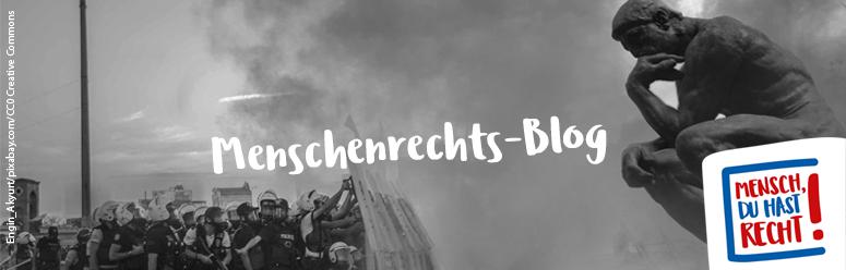 Titelbild des Menschenrechtsblogs
