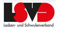 Logo: Lesben- und Schwulenverband