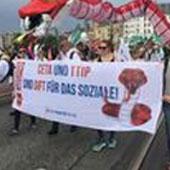 Bild für Schwerpunkt TTIP & CETA